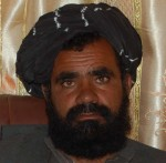 A July, 2012 photograph of Baran Akhon, brother of the murdered Mohammad Dawood