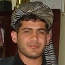 A small photograph of freelance Afghan reporter Mamoon Durrani