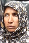 Adult female eyewitness to attack in Najiban village, Panjwai on 3/11/2012